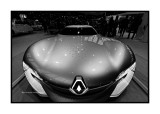 Renault Trezor concept car, Paris