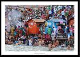 Ablutions, Haridwar, India 2015