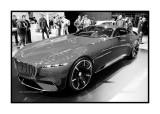 Vision Mercedes-Maybach 6, Paris