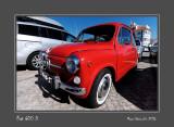 FIAT 600 D Ericeira - Portugal