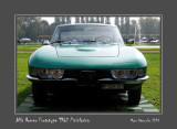 ALFA ROMEO Prototype 1962 Pininfarina Chantilly - France