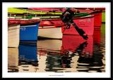 Boats, Socoa, France 2009