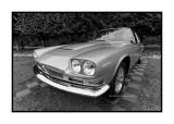 Maserati one off Mexico Frua, Chantilly