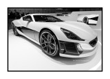 Rimac Concept One, Geneve