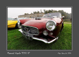 MASERATI Vignale 3500 GT Chantilly - France