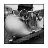 Jaguar MKIV 1945-1948, Paris