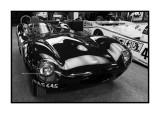 Jaguar Type D, Paris