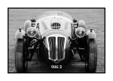 Frazer Nash Le Mans replica, Chantilly