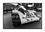 Porsche 956 Rothmans, Paris