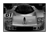 Sauber-Mercedes C9, Paris