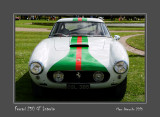 FERRARI 250 GT Interim Chantilly - France