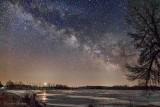Milky Way Over Irish Creek P1190121