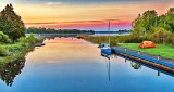 Rideau Canal At Sunrise DSCN08535-7
