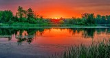 Rideau Canal Sunrise DSCN09779-81
