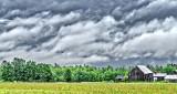 Daybreak Scudding Clouds P1210872