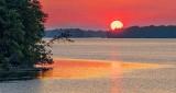 Lower Rideau Lake Sunrise P1220217