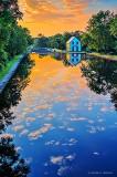 Rideau Canal At Sunrise P1220403-5