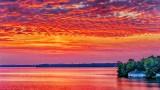 Lower Rideau Lake Sunrise P1230772-4