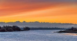 Cloud Mountains At Sunrise P1230850-2