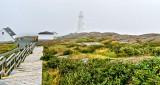 Cape Spear Light In Fog DSCN14890
