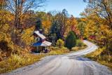 Autumn Cross Road DSCN16687