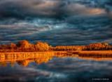 Otter Creek At Sunrise DSCN16947-9