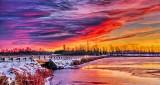 Irish Creek Sunrise P1270640-6