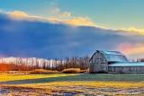 Cloud Looming Over Barn DSCN17811-3