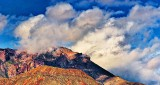 Clouds In Big Bend 6813