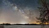 Milky Way Over Irish Creek P1290970
