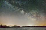 Milky Way Over Irish Creek P1290978