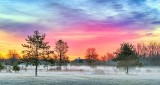 Sunrise Ground Fog P1300443-9