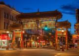 Victoria's Chinatown Entrance