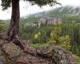 Banff Springs Hotel - Overlook