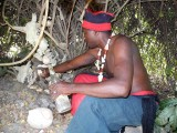 féticheur, shaman, Casamance, Sénégal