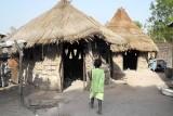 Fulbe village Kenewanmit, Sénégal