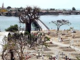 Fadiouth, île des coquilles, shell island, Sénégal