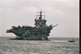 USS ENTERPRISE CVN65 STOKES BAY UK    15 JUNE 2001