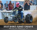 2017 - Bako Sand Drags - Bakersfield, CA