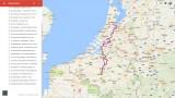 Floris V / GR12  Google Maps/Earth