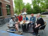 GR12 Wandeling Bergen op Zoom - Brasschaat 13 en 14 mei 2017