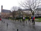 GR12 Wandeling Brussel Kasteelbrakel 20 en 21 januari 2017