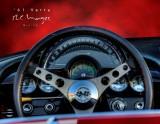 '61 Vette Driver's side dash