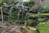 waterfall on Cane Creek 6