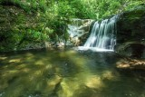 waterfall on Courthouse Creek 1