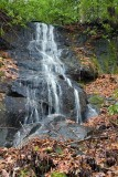 waterfall on tributary of Davidson River 2