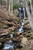 Twin Falls - Pisgah National Forest 1