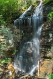 Twin Falls - Pisgah National Forest 2