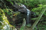 Twin Falls - Pisgah National Forest 4
