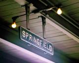 Kodachrome scans of the Springfield, MA train station